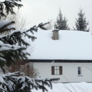 Domek w Bieszczadach na ferie zimowe 2020
