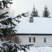 Domek w Bieszczadach na ferie zimowe